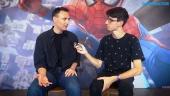 GRTV pratar om storyn i Spider-Man med Insomniac