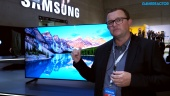 GRTV kikar in Samsungs 8K-skärmar under IFA 2018