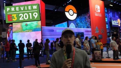 GRTV på E3 19: Vi provspelar Pokémon Sword/Shield