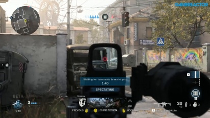 Call of Duty: Modern Warfare - Cyber Attack Crossplay Open Beta PC Gameplay