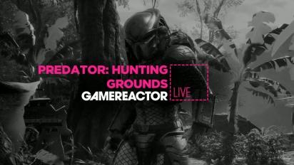 GRTV jagar villebråd i Predator: Hunting Grounds