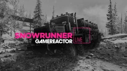 GRTV rattar lastbil i nysläppta Snowrunner