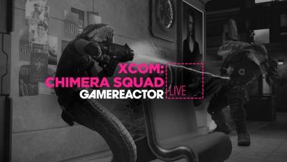 GRTV mosar rymdblobbor i Xcom: Chimera Squad