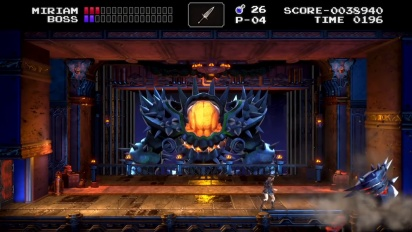 Bloodstained: Ritual of the Night - Classic Mode Trailer