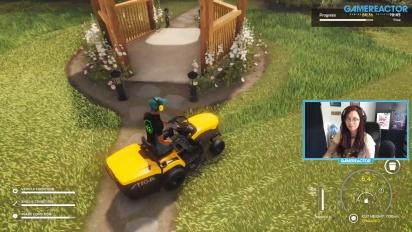 Lawn Mowing Simulator - Livestream Replay