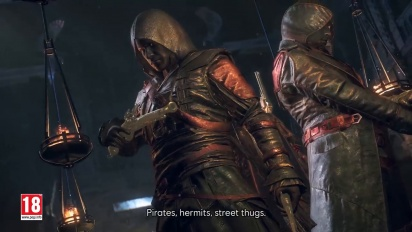 Watch Dogs: Legion - Assassin's Creed Crossover Trailer