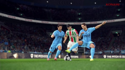 Pro Evolution Soccer 2017 - Chile League Trailer