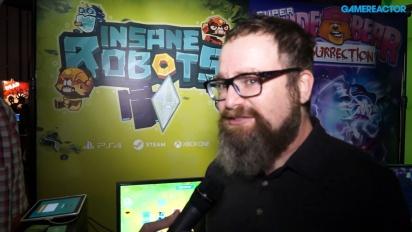 Insane Robots - Rob Davis-intervju
