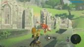 Vi spelar The Legend of Zelda: Breath of the Wild