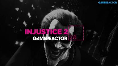 Injustice 2 - Livestream-repris