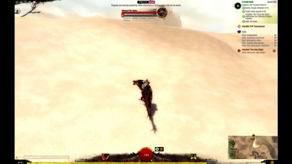 Vi spelar Guild Wars 2 - Mounts in Path of Fire