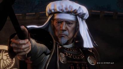 Nioh - Bloodshed DLC Gameplay Trailer (Japanese)