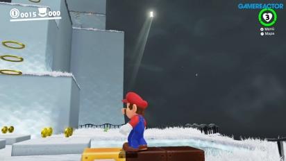 Vi utforksar Cap Kingdom i Super Mario Odyssey