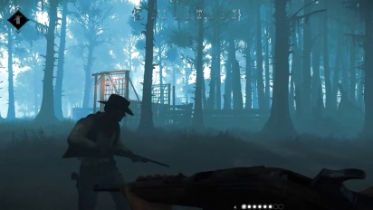 Hunt: Showdown - Tutorial Closed Alpha