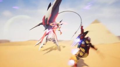 New Gundam Breaker - Snatchaway Teaser Trailer