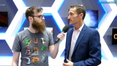 GRTV intervjuar Bart Kuijten från Toshiba TV
