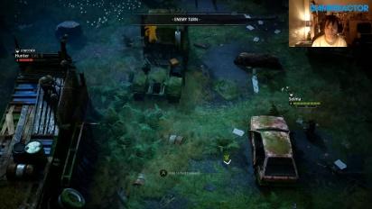 GRTV spelar Mutant Year Zero: Road to Eden