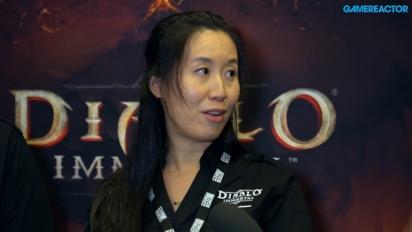 GRTV pratar med teamet bakom Diablo Immortal