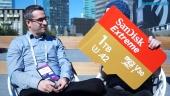 GRTV intervjuar Sandisks egen Ruben Dennenwalt