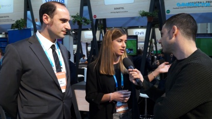 MWC19: eFootball.Pro & Sogetel PES 5G Livestream Interview