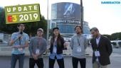GRTV på E3 19: Vi sammanfattar årets mässa