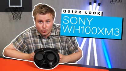 Sony WH-1000XM3 - Quick Look