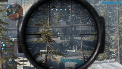 Call of Duty: Modern Warfare - Ground War Open Beta PC Gameplay