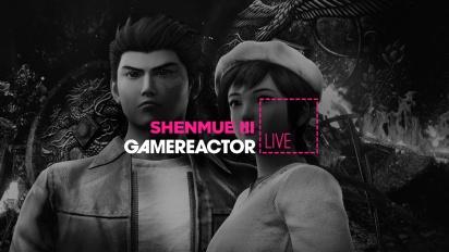 GRTV äventyrer lite i Shenmue III
