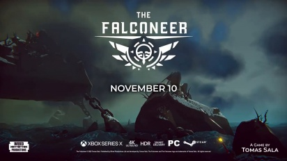 The Falconeer - Xbox Series X + Xbox Series S Release Date Trailer