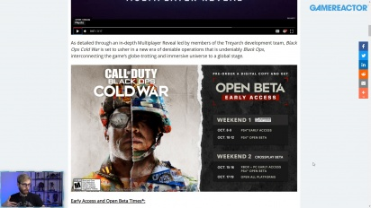 GRTV News: Call of Duty: Black Ops Cold War visar upp sig