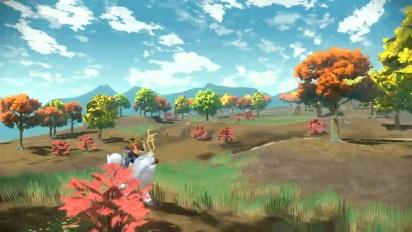 Pokémon Legend: Arceus - Hisui Region Trailer