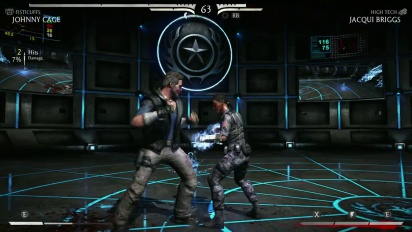 Mortal Kombat X - Enhanced Online Beta