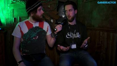 Call of Cthulhu - Intervju med Maximilian Lutz