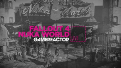 Fallout 4: Nuke World - Livestream-repris