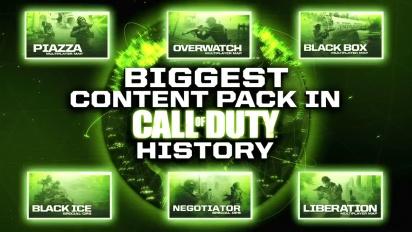 Call of Duty: Modern Warfare 3 - DLC Collection 1 Launch Trailer