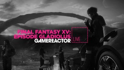 Vi spelar Final Fantasy XV: Episode Gladiolus