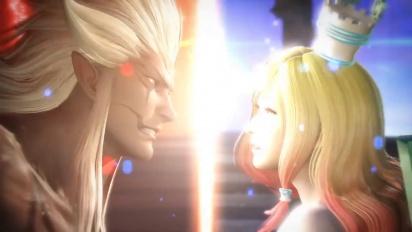 Dissidia Final Fantasy NT - Announcement Trailer