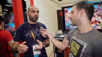 Insidia - Gianpaolo Greco intervjuad