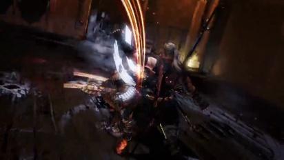 Nioh - Bloodshed's End DLC Launch Trailer