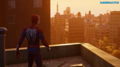 GRTV videorecenserar Insomniacs Spider-Man