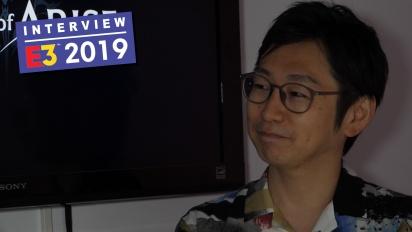 Tales of Arise - Yusuke Tomizawa Interview