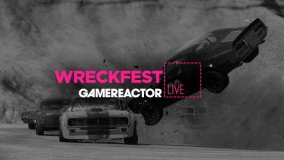 GRTV klämmer lite mer på Wreckfest