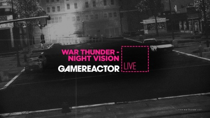 GRTV klämmer lite på War Thunder: Night Vision
