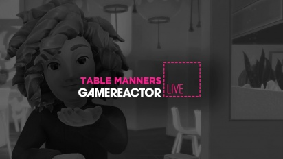 GRTV sabbar en date i Table Manners