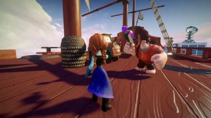 Disney Infinity - Creating Frozen Dev Diary