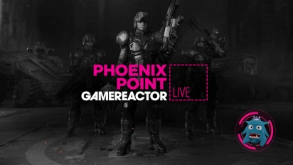 Phoenix Point - Pre Alpha Livestream Replay