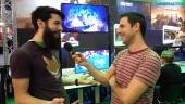 GRTV intervjuar skaparen av Tunic