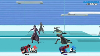 GRTV spelar Super Smash Bros Ultimate - Joker vs Joker