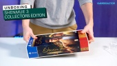 GRTV packar upp Shenmue 3 - Collector's Edition
