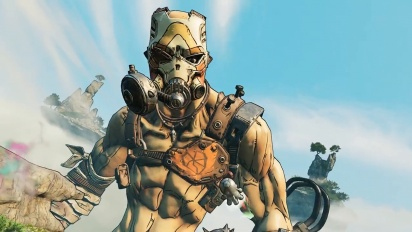 Borderlands 3 - Psycho Krieg and the Fantastic Fustercluck Launch Trailer